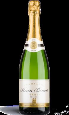 Champagne - Henri Benoit