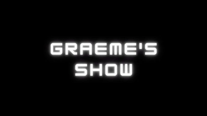 GRAEME'S SHOW: Grapes vs apples