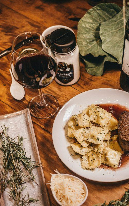 Five simple tricks to help you match wine to your food