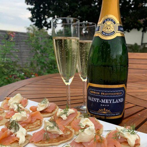 FOOD PAIRING: Saint-Meyland Méthode Traditionelle