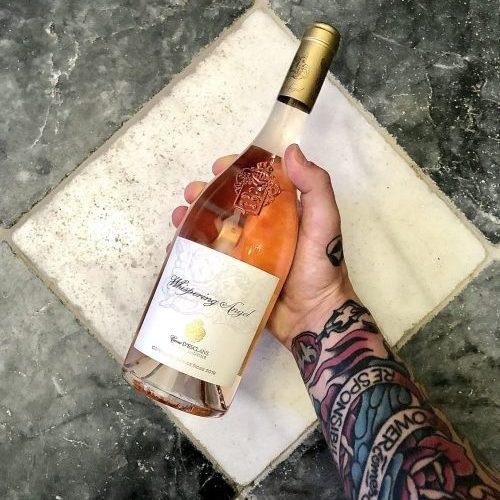 REVIEW: Rosé - Whispering Angel